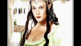 Arwen (Liv Tyler) - Speed Painting by Facundo Morello
