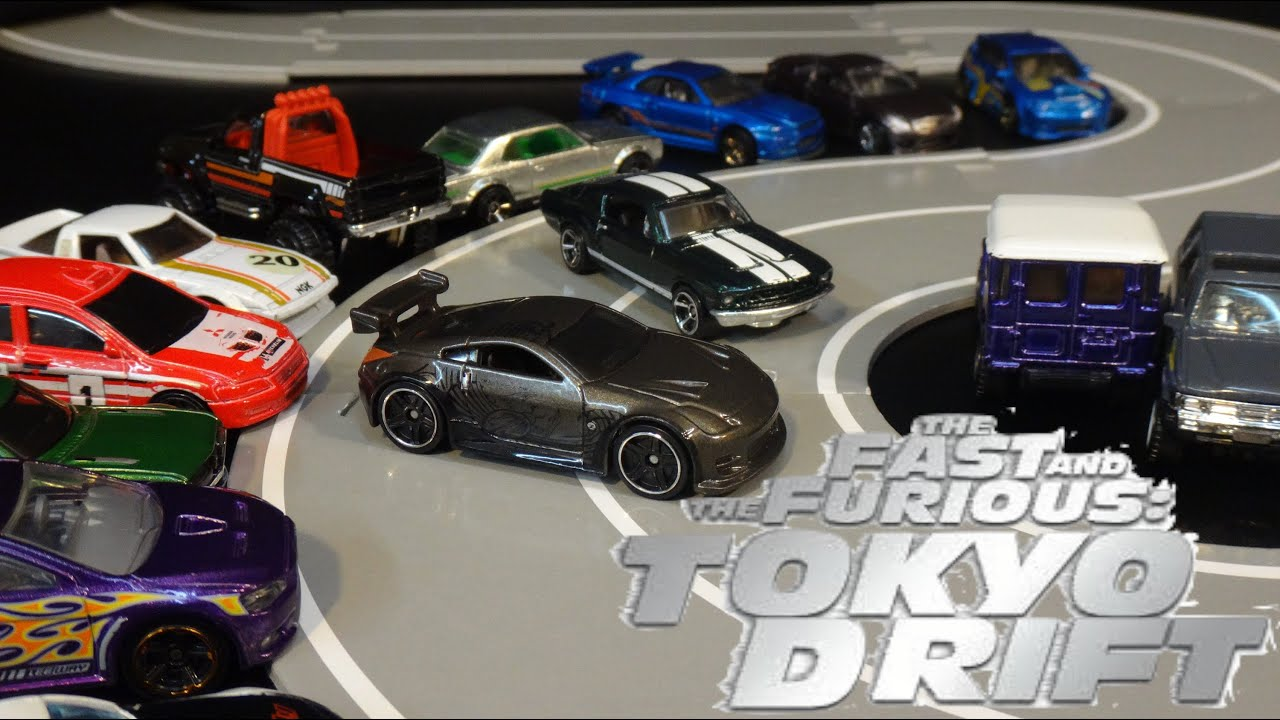 The Fast And The Furious Tokyo Drift Race ????????? Youtube