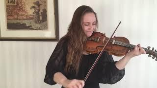 Norwegian Hardingfiddle - Elisabeth Turmo