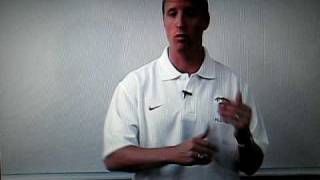 SPORT PSYCHOLOGY: Positive Self Talk & Mental Conditioning with Dr. Voight -- PART I-Introduction