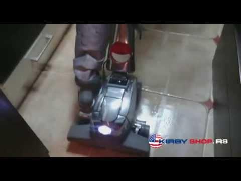 KIRBY - Tile & Grout  brush kit tool (G3 - SENTRIA 2) ribanje pločica