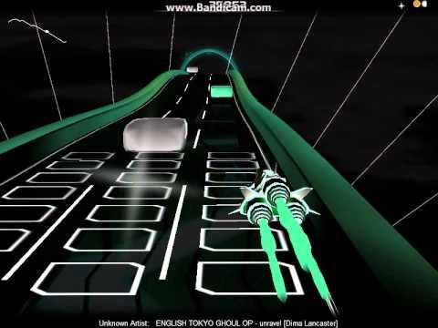 Dima Lancaster- Unravel (Tokyo Ghoul OP)