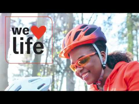 Bouygues Construction Health & Safety campaign - We Love Life