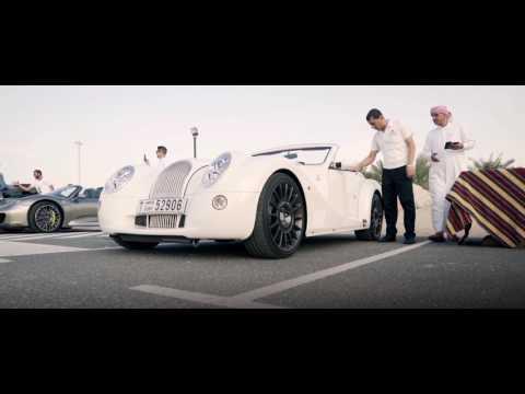 FERRARI AND THE FASTEST CAR CLUB IN UAE