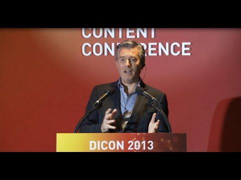 DICON 2013 Speaker - Mark Newton
