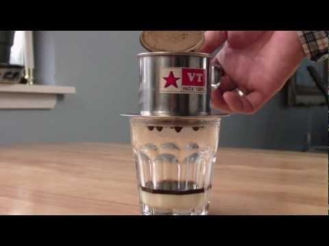 How to Make Vietnamese Coffee (Càfê Sữa Đá)