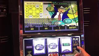 FREE FREE FREE MONEY VGT SLOTS $10 MR MONEY BAGS Choctaw Gambling Casino, Durant, OK.