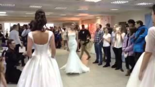 Свадебная выставка Тверь Бутик Кокетка дефиле