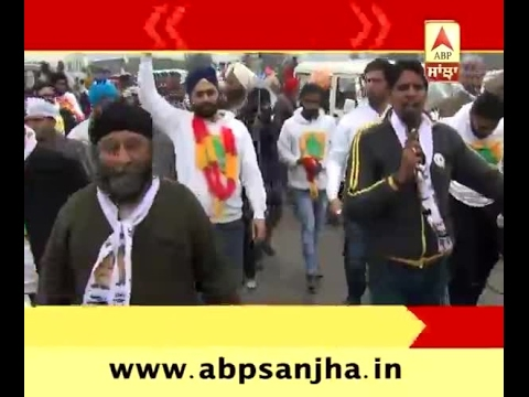 NRI's campaigning for AAP in Punjab
