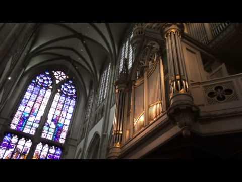 La Bataille - Spinning in de Domkerk van Utrecht
