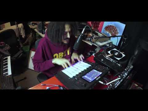 Live Akai Force Jam - Nyiam - Catch 22 ( Snippet )
