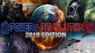 Power & Revolution 2019 Edition Em Portugues