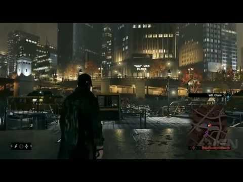 Watch Dogs E3 2013 Gameplay Trailer E3 2013 Sony