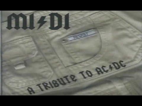 AC/DC Rock'n'Roll Damnation (Instrumental)