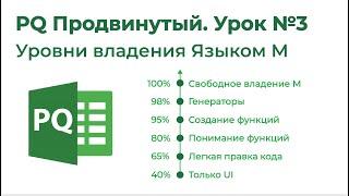 Обучение Excel Power Query на 1-2-3 Модуль 3. Язык М. Введение 3