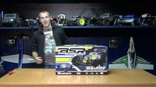 Basher BSR BZ-888 4WD ... Радиоуправляемая багги 1/8