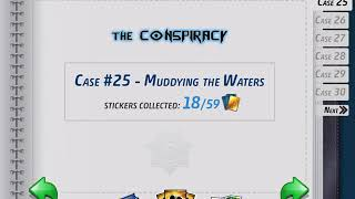 Criminal Case - The Conspiracy (Cases 23-32 Titles)