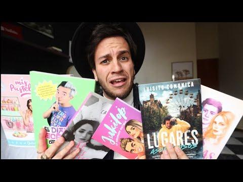 ¡ÉSTE Es El PEOR Libro De Un YOUTUBER! 😖Compré TODOS 😱- Beto Pasillas