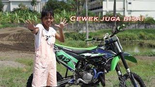 Download Video Kawasaki kx85 | Siapa bilang cewek gak bisa MP3 3GP MP4