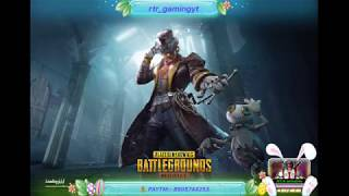 🛎T21 PUBG MOBILE CUSTOM MATCH WITH UC GIVEAWAY || RTR GAMING || DAILY ON 2.30pm