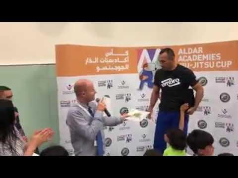Wesam ahmad jiujitsu aldar academy