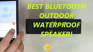 Douni A3 Plus Portable Wireless Outdoor Bluetooth Waterproof Speaker