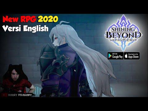 Keren ini Game - Sudah Bhs.English !!! Shining Beyond (ENG) Android RPG - 동영상