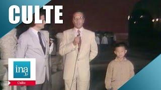 Culte: Yves Mourousi présente le 13h en direct de Pékin - Archive INA