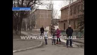 В Димитрове отключили централизованное отопление(, 2015-04-01T16:45:02.000Z)