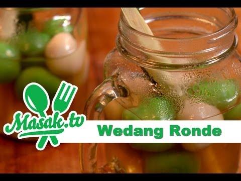 Wedang Ronde | Minuman #087