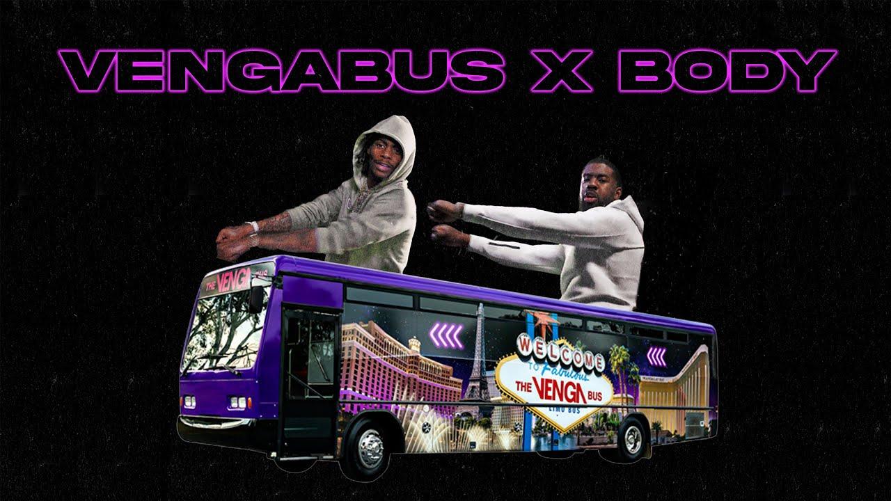 Vengaboys - Vengabus x Body (Remix) ft. Russ Millions, Tion Wayne