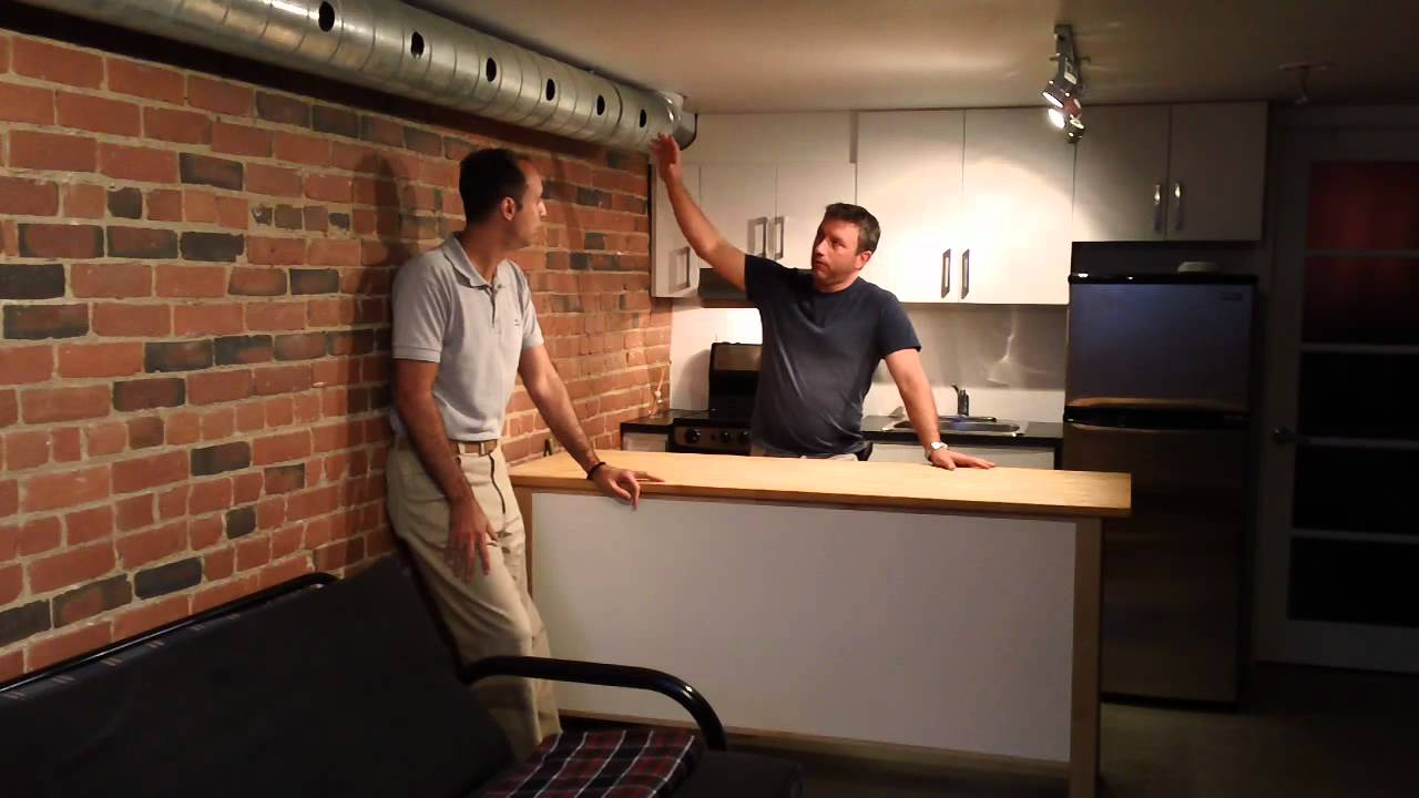 the trendy basement loft episode 32 youtube