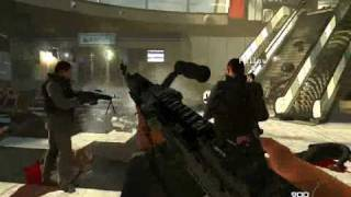 PC Call of Duty Modern Warfare 2 Gamplay HIGH 1440x900 [No Russians]