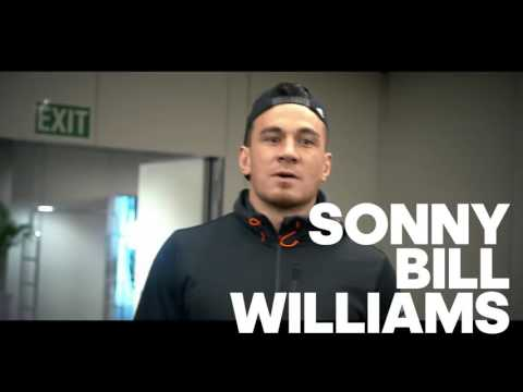 The Full 80   Sonny Bill Williams   adidas Rugby