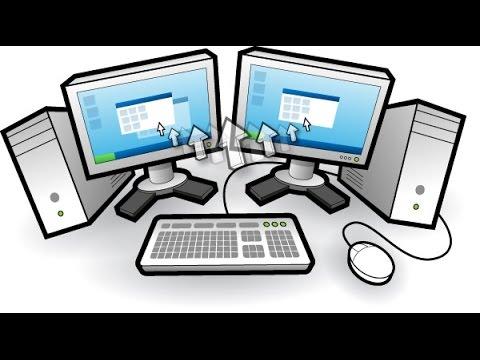 Partager une souris et un clavier sur plusieurs ordinateur - Souris ordinateur dessin ...