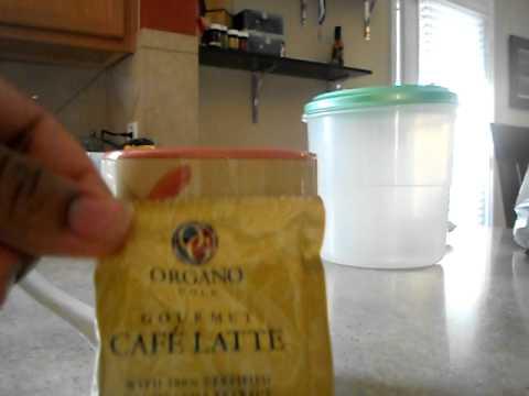 como debo tomar el cafe para adelgazar organo gold