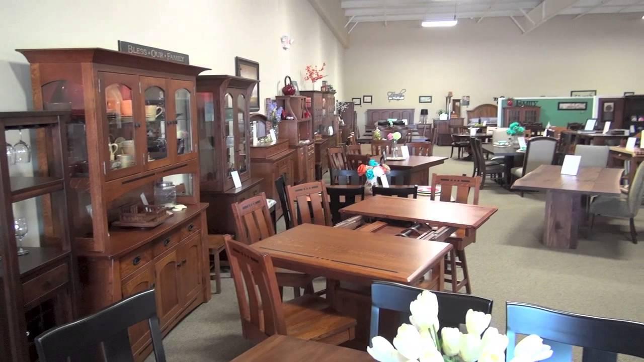 Deutsch Furniture Haus | Why Buy Amish?   YouTube