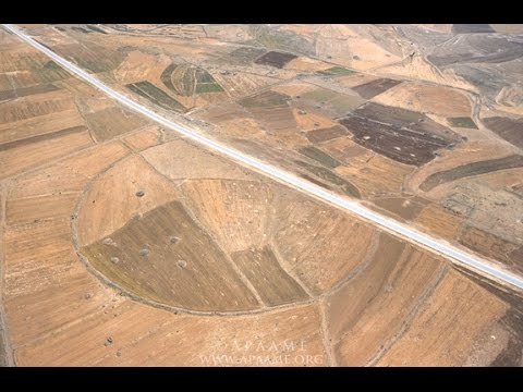 Mysterious Giant Stone Circles in the Middle East No One Can Explain
