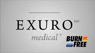 BurnFree USA Demo ผลิตภัณฑ์ปราศจากเชื้อและอุปกรณ์ทำความสะอาดแผลไหม้ & เจลแก้ปวด