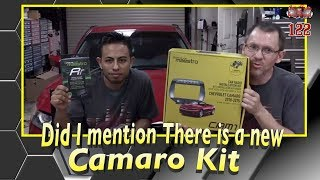 Did I mention there is a new Camaro kit Car Audio Talk 122