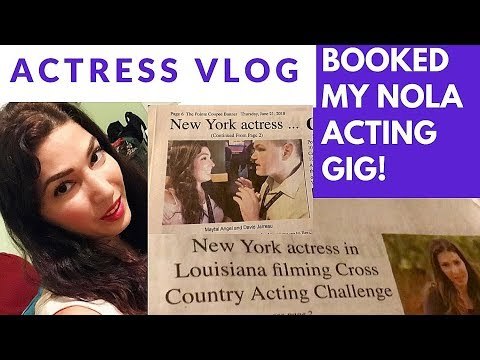 Acting, Casting & Breaking  in New Orleans! And Friends!