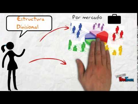 Estructura Divisional Youtube
