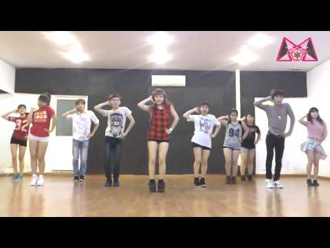 4MINUTE - Whatcha Doin' Today Dance Cover BoBo's class