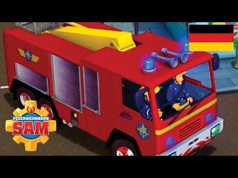 Feuerwehrmann Sam Deutsch Neue Folgen | Superheld Sam! | Cartoon für Kinder