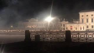 НОЧНЫЕ СЪЕМКИ КИНО в Санкт-Петербурге