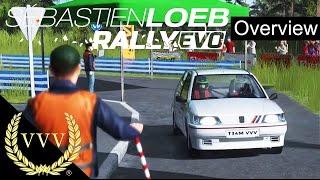Sebastien Loeb Rally EVO Overview