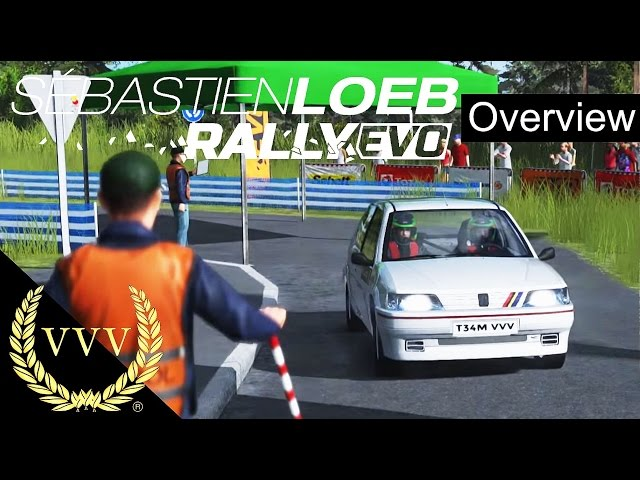 Sebastien Loeb Rally EVO Overview