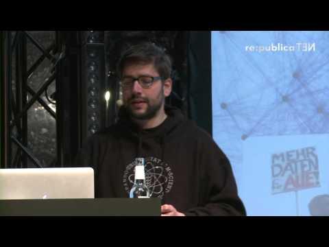 re:publica 2016 – Stefan Kaufmann: Open Data im ÖPNV – Und es bewegt sich doch! on YouTube