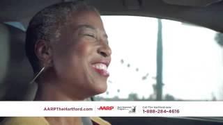 Everett Booth AARP Hartford Insurance Commercial