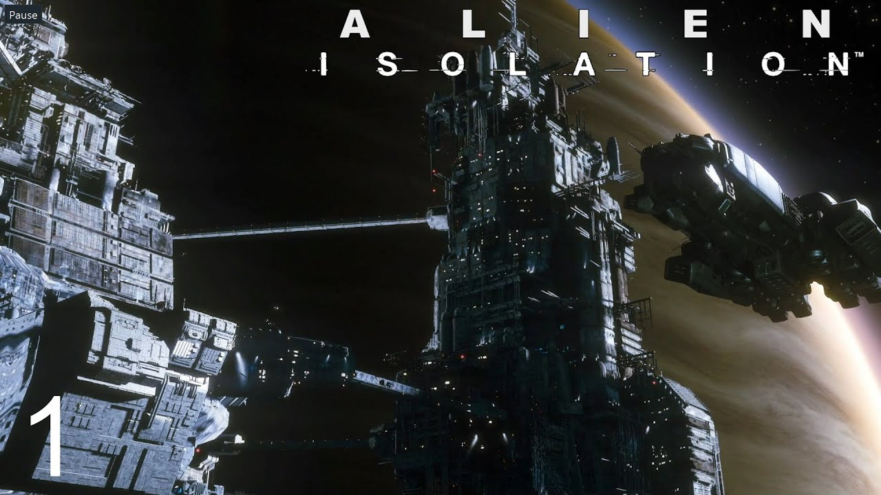 alien movie space station - photo #13
